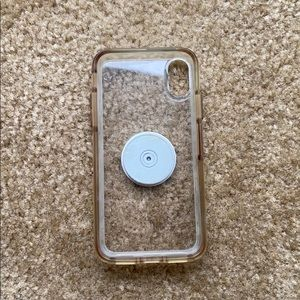 Used otter box iPhone 10 phone case